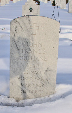 John Francis Culhane