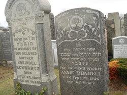 Anna <I>Epstein</I> Bondell