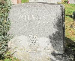 Annie S. <I>Rabinovicz</I> Wilson