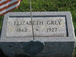 Charity Elizabeth <I>Handley</I> Grey