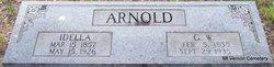 Alie Idella <I>Harlan</I> Arnold