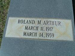 Roland M Arthur