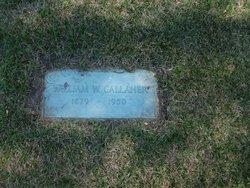 William W. Gallaher