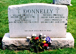 """Hanora """"Norah"""" <I>Kennedy</I> Donnelly"""