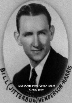 """Robert William """"Jitterbug"""" Henderson"""