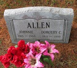 Dorothy <I>Connor</I> Allen