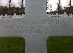 PVT William A. Bethea
