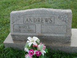 Mary Louise <I>Slate</I> Andrews