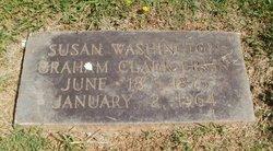 Susan Washington Graham <I>Clark</I> Erwin