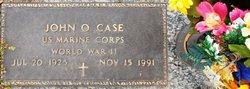 John Ovel Case