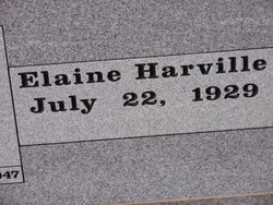 Elaine <I>Harville</I> Baird