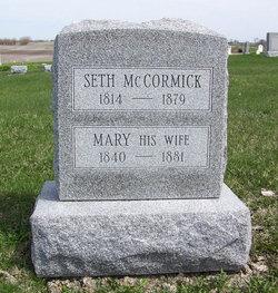 Seth McCormick