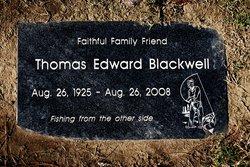 Thomas Edward Blackwell