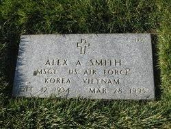 Alex A. Smith