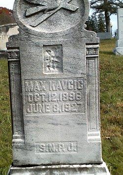 Max Kavcic