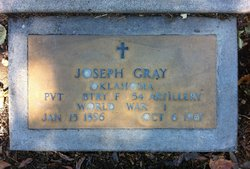 Joseph Pomey Gray