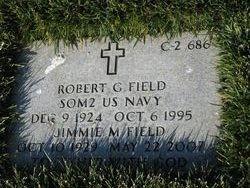Robert G Field