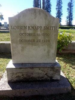 Lorrin Knapp Smith