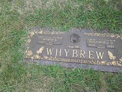 Myron Eugene Whybrew