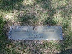 """Amorilla """"Rilla"""" <I>Myers</I> Timm"""