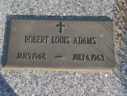 Robert Louis Adams