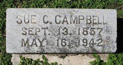 "Susan Reed ""Aunt Sue"" <I>Carpenter</I> Campbell"