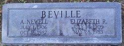 Alonzo Newell Beville