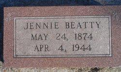 Jennie <I>Polivka</I> Beatty
