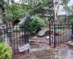 Saint Francis Gardens of Trinity Episcopal Church