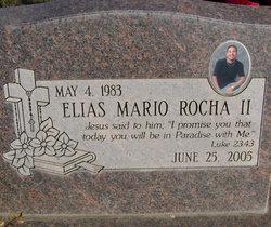 Elias Mario Rocha, II