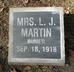 Louisa J. <I>Brown</I> Martin