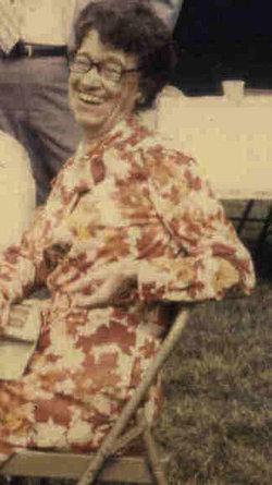 Elsie Catherine <I>Brasse</I> Cochrane