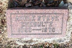 Adele <I>Steve</I> Chebultz