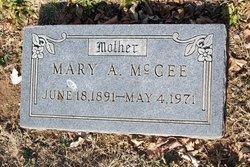 Mary A. McGee