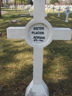 Sr Placida Adrian