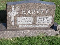 Helen Maxine <I>Schad</I> Harvey