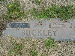 Sadie Beall <I>Woodliff</I> Buckley