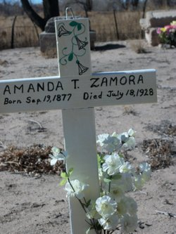 Amanda <I>Torres</I> Zamora