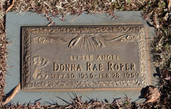 Donna Rae Roper