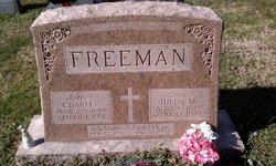 Hilda M Freeman