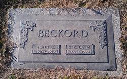 Stella M. Beckord