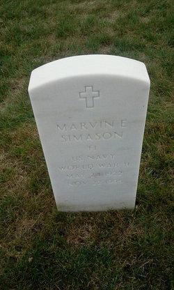Marvin Eugene Simason