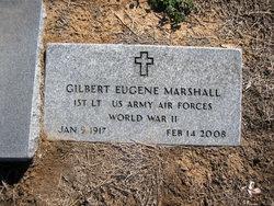 Gilbert Eugene Marshall