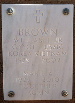 William E Brown, Jr