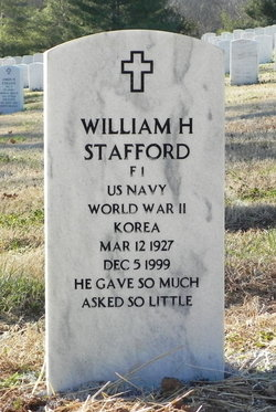 William Henry Stafford