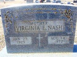 Virginia Elizabeth <I>Necessary</I> Nash