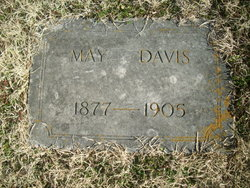 May <I>McReynolds</I> Davis