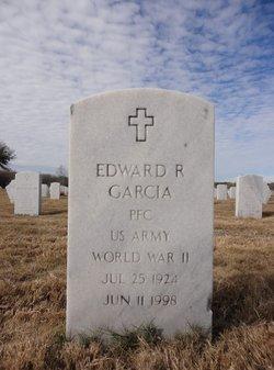 Edward R Garcia