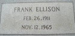Frank Ellison Ainsworth