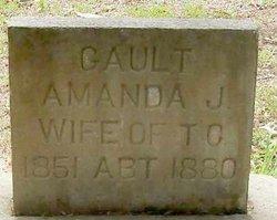 Amanda Jane <I>Wiseman</I> Gault